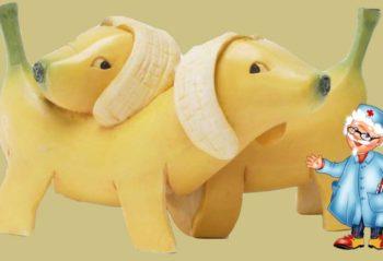 10 полезных свойств банановой кожуры